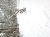 Зимние горки и падения на лыжах)) часть 4