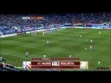 Атлетико Мадрид - Бетис 2:0