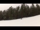 Лыжный фанкарвинг